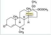 Medroxyprogesteronacetat