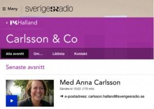 Carlsson o co